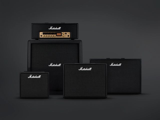 Marshall Amplification | Guitar Amplifiers | Live for Music