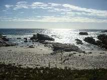180 degree uninterrupted seaview.  Lamberts Bay, West Coast.  Western Cape, South Africa.  Web ref:  225224.  www.seeff.com