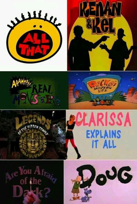 Loved all these shows, including salute your shorts and hey dude among others lol!!