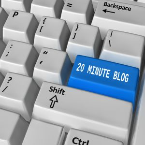 How to Write an SEO Optimized Blog Post in 20 Minutes: Using a Free Template