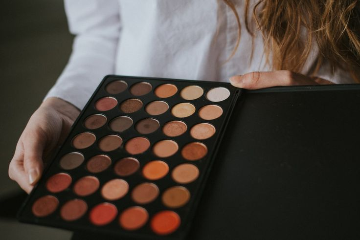 Review / MORPHE 35O Palette | theStyleventure | Minimalistic fashion blog from Scandinavia