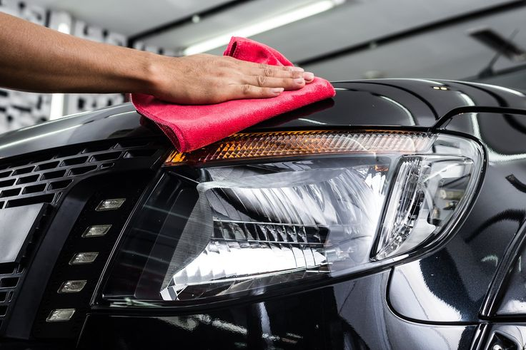 Best car waxes and polishes for a new car wrap