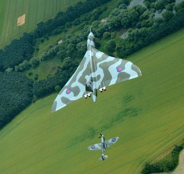 Vulcan Bomber: What keeps XH558 flying? - http://www.warhistoryonline.com/war-articles/vulcan-bomber-keeps-xh558-flying.html