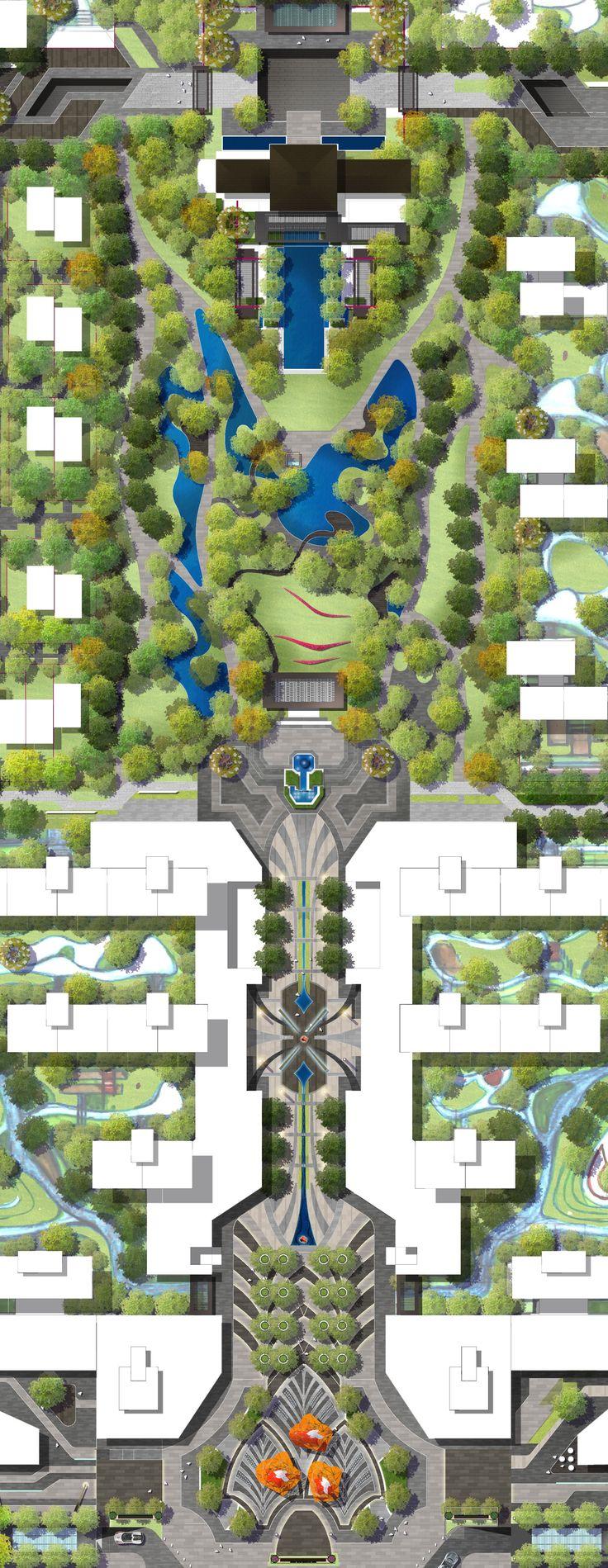 Landscape Residential Design ( Arch. M_Oplado 2016/ Metrostudio)