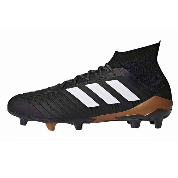 Ανδρικό ποδοσφαιρικό παπούτσι ADIDAS PREDATOR 18.1 FIRM GROUND BOOTS - BB6354