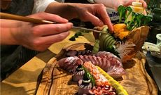 Park Restaurant | Purity of traditional Japanese cuisine with Korean and South American flavours
