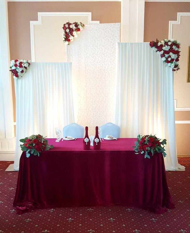 Всё готово, ждём гостей  #РубиновыйСентябрь #свадьбаростов #свадьбавростове…