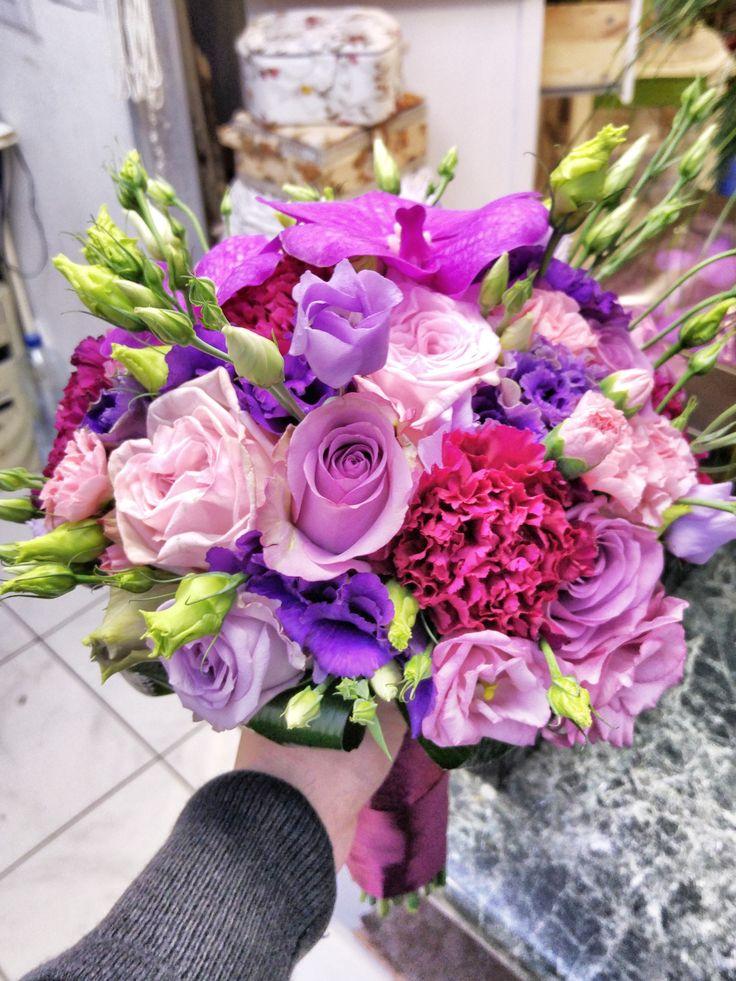 Csokor / Flower bouquet by DIFIORI