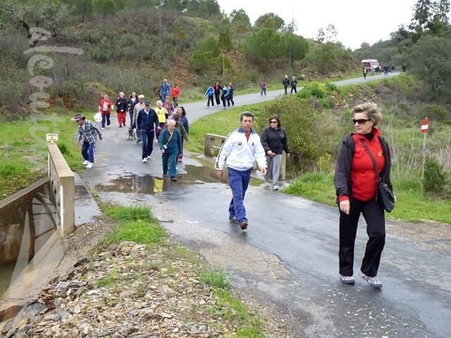 2013 - Marcha passeio regional
