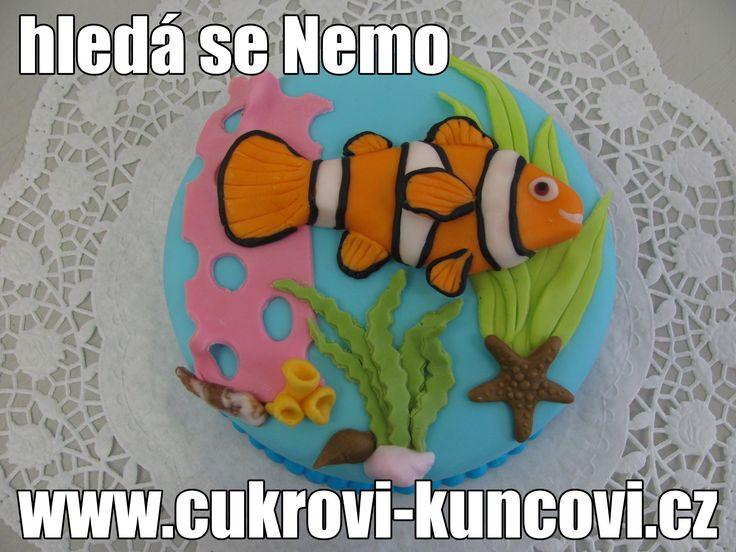 hledá se Nemo www.cukrovi-kuncovi.cz Kuncovi, Brno - Maloměřice, Hádecká 8, mob:607 606 941