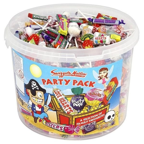 Swizzels Matlow Big Party Pack Buckets