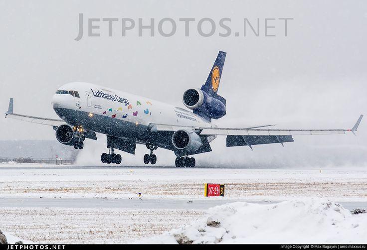Photo of D-ALCH McDonnell Douglas MD-11(F) by Max Bugayev | aero.maxxus.ru