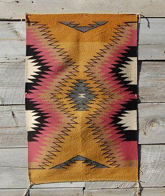 Fabulous colors | Navajo rug | Interior inspiration
