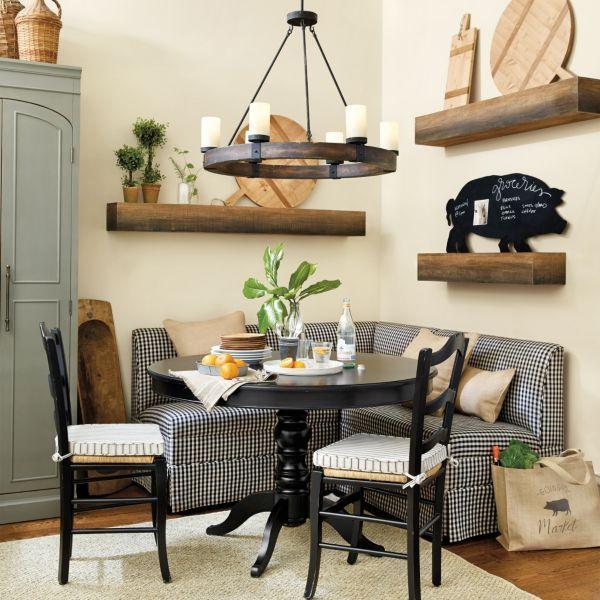 Corner Banquette Ikea: Castelli Wood Shelf- Love ️ The Shelves. I Want 2