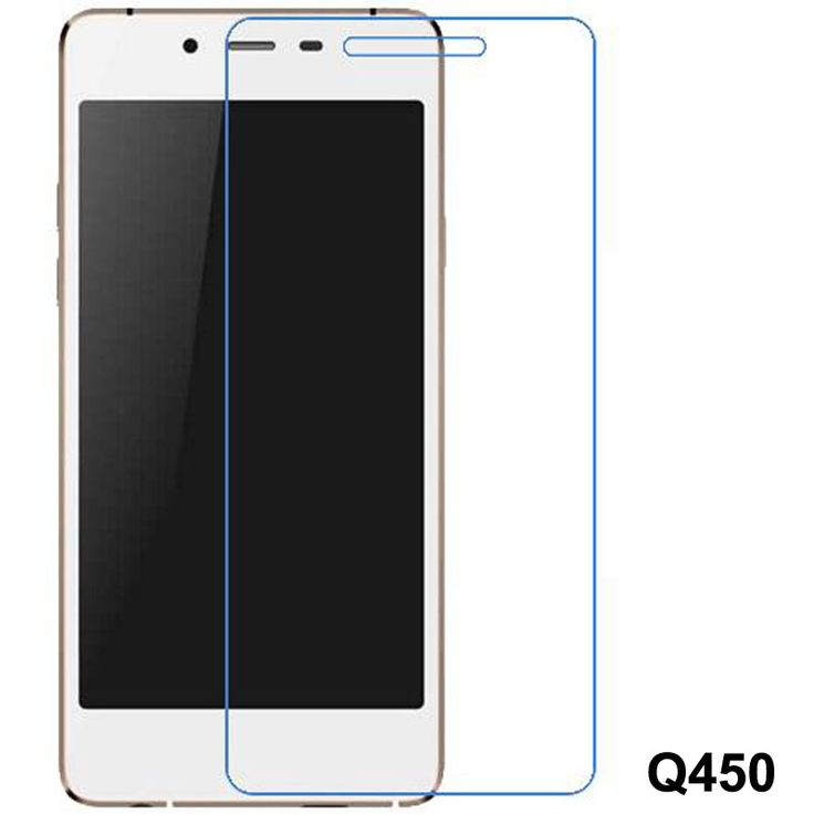 Nano Explosion-proof Soft Protector for Micromax Canvas Sliver 5 Q450 Tempered LCD Clear Film  (NOT Glass)