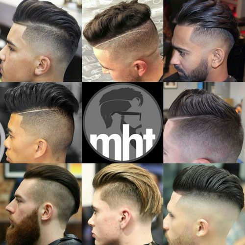 The disconnected undercut is a stylish cool haircut for men that continues to be popular in 2017. As one of two main types of undercut hairstyles, this men's disconnected haircut is characterized by one length of short hair on the sides with no taper or fade, resulting in a sharpcontrast with your hair on top. …
