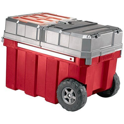 Tool Boxes On Wheels Chest Storage Rolling Professional Box