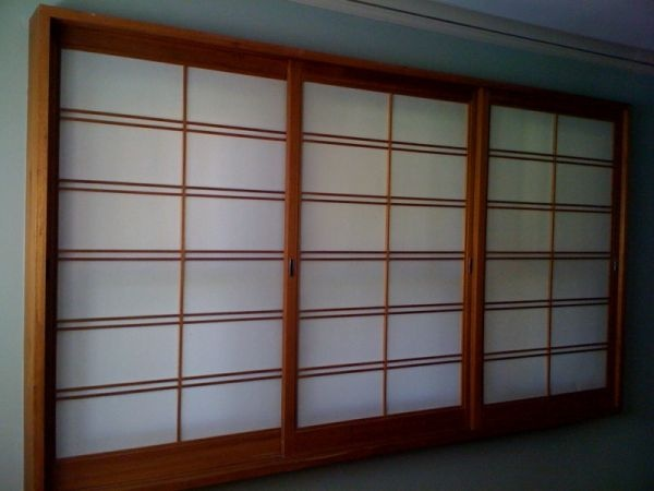 17 best images about para portas on pinterest for Asian window coverings