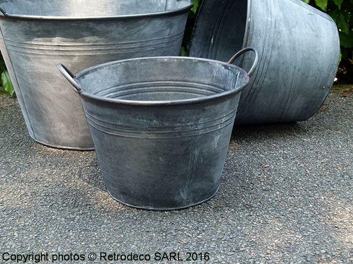 25 best ideas about bassine en zinc on pinterest arrosoirs fleur jardin and jardin en pots - Deco bassine en zinc toulon ...