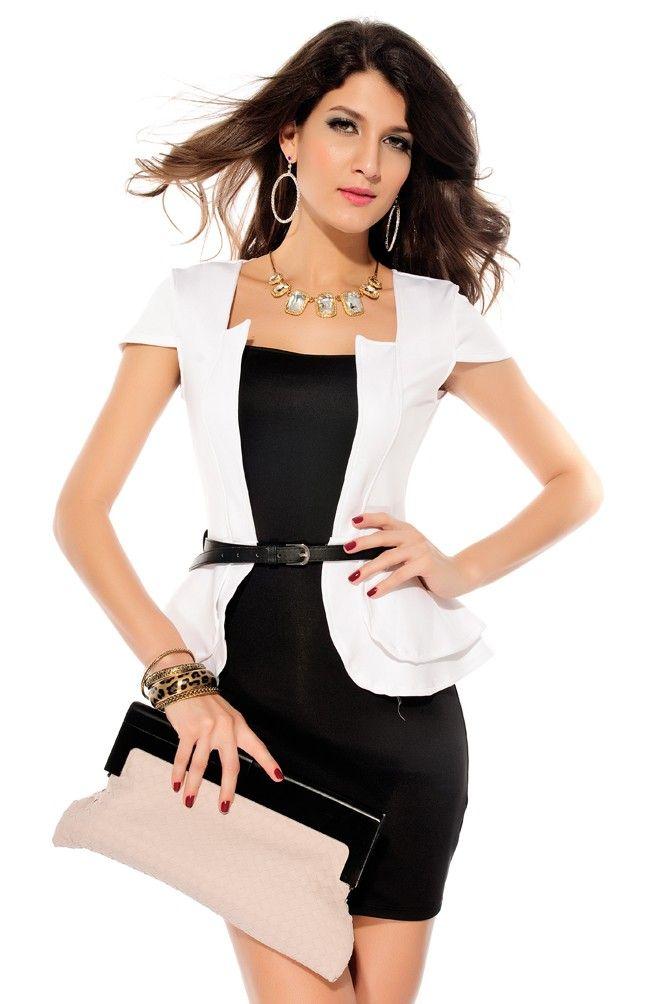 20 besten Short Sleeved Dresses Bilder auf Pinterest | Clubkleider ...