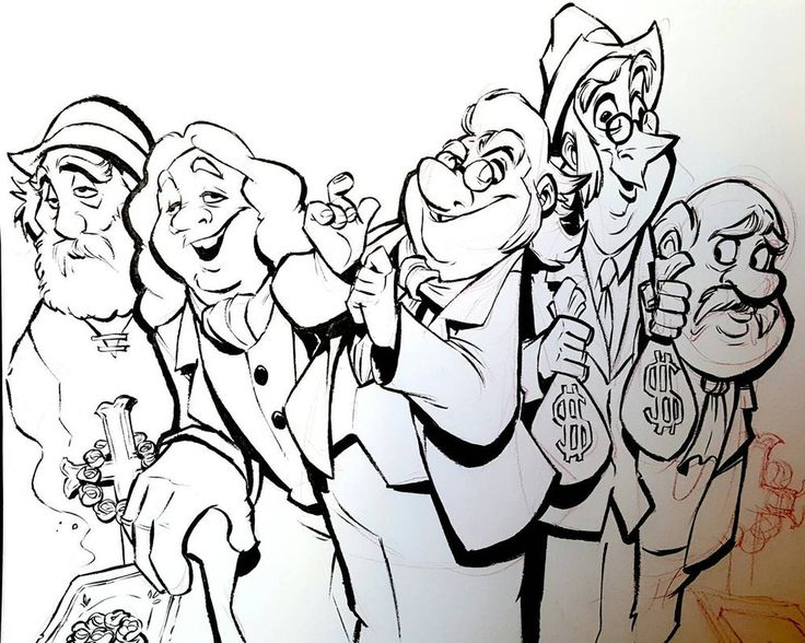 Old Men by basakward.deviantart.com on @DeviantArt C-list Old Men.   If you're a fan of #Phelous or bad animation knock-offs, you will understand.  #beautyandthebeast #animation #cartoon #oldman #ink #inking