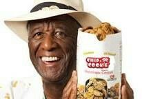 Wallace (Wally) Amos - Founder of Famous Amos Chocolate Chip Cookies