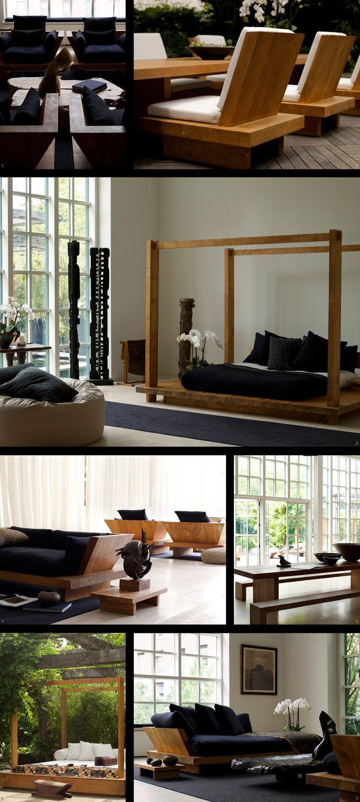 urban house furniture. Urban Zen Home Collection By Donna Karan House Furniture