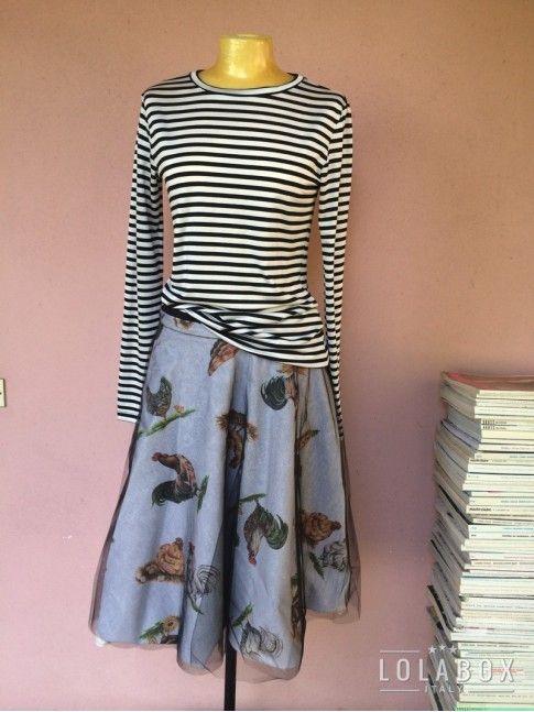 The Perfect Style. Lola Darling e Ofelia <3