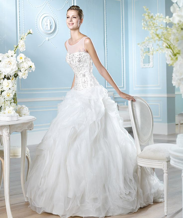 Best 25 san patrick wedding gowns ideas on pinterest san the best gowns from the most in demand wedding dress designers junglespirit Image collections