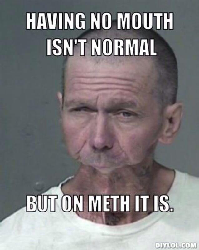 Meth Breaking Bad Meme