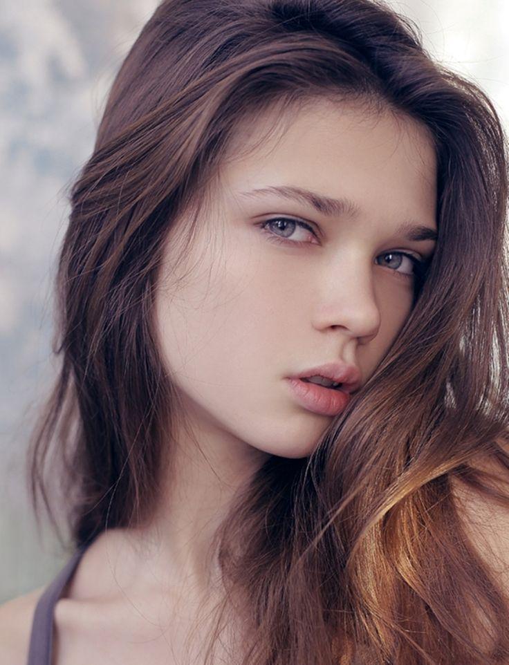 русские молодые фотомодели вам