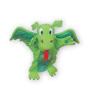 Dragon Tellatale Puppet: Amazon.co.uk: Toys & Games