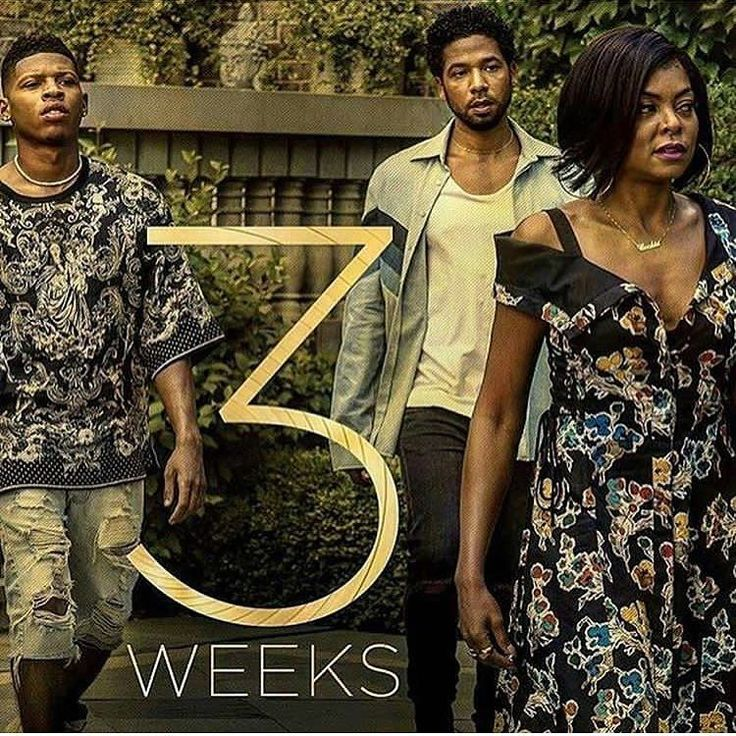 Will you be watching the new season of #EMPIRE?! #CurtainsTalk Follow: @TeamYazz_Fanpage