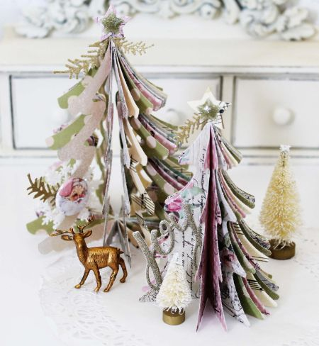 Christmas decorations by Melissa Phillips