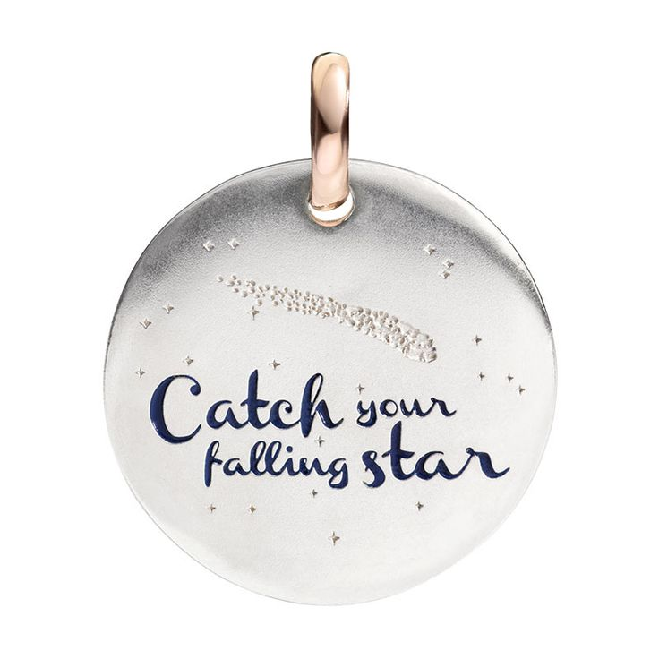 Catch your falling star, stella candente, stelle, quote