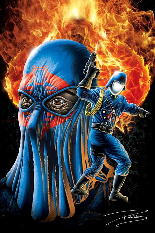 skeletor vs cobra commander - 520×780