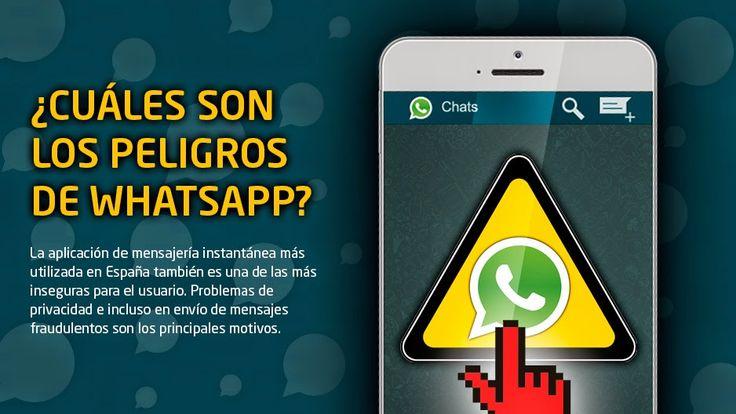 Educando juntos: Cuidado con el WhatsApp