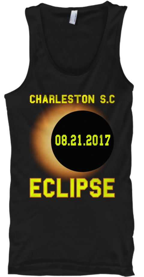 Charleston S.C 08.21.2017 Eclipse Black Total Solar Eclipse August 2017 Shirt #Solar #Eclipse #SolarEclipse #sun #moon August eclipse t-shirt. Perfect to wear on U.S. Ring Of Total Solar Eclipse watching trip, party. #The #Great #USA solar eclipse #chasers,eclipse #enthusiasts, students, #Augusteclipseshirt , #SolarEclipse #Eclipse #solar #beer #party #summer #2017TotalSolarEclipse #eclipse2017 #eclipse #space #science #moon #us #america #diamondring