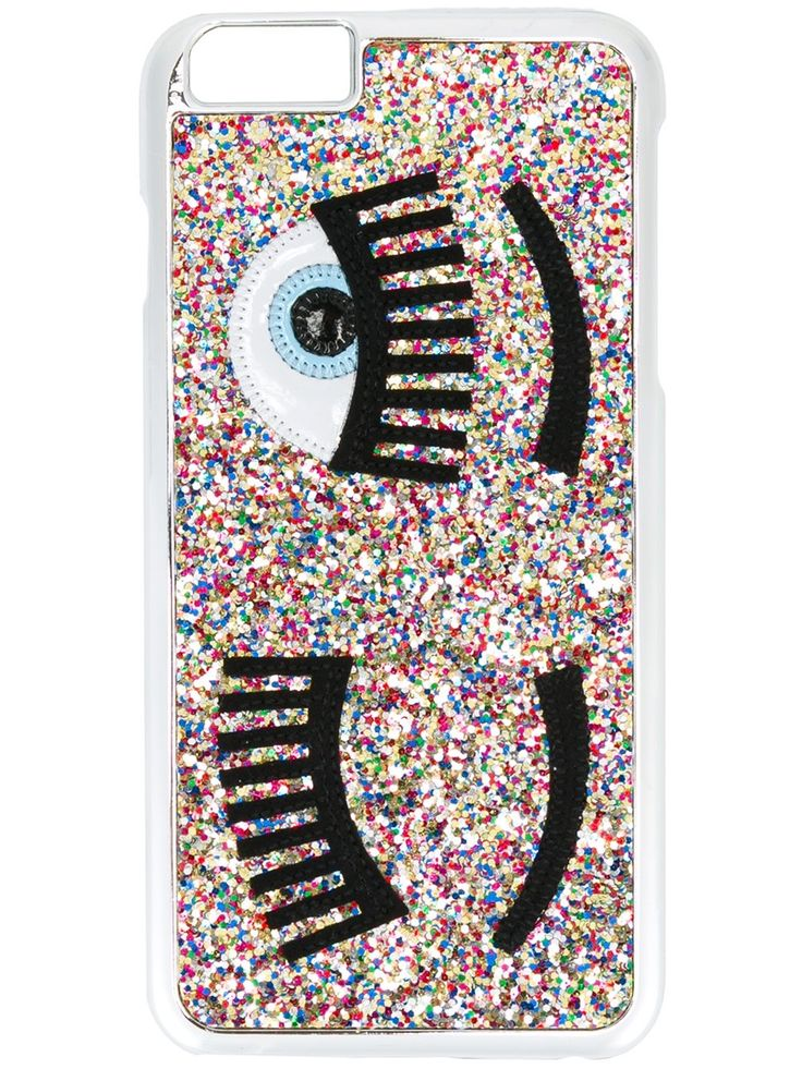 "Chiara Ferragni funda para iPhone 6 Plus ""Flirting""                                                                                                                                                                                 Más"