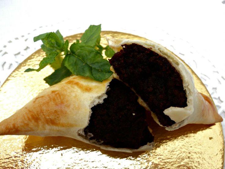 Empanadilla de bizcocho: http://empanadillas-de-bizcocho.recetascomidas.com/ - #recetas #recipes