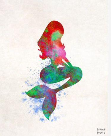 Ariel http://www.pinterest.com/pin/88664686389145106/                                                                                                                                                                                 More