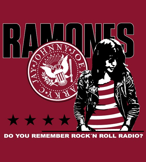 """""""Ramones"""" by Reverbcity. #tenho"""