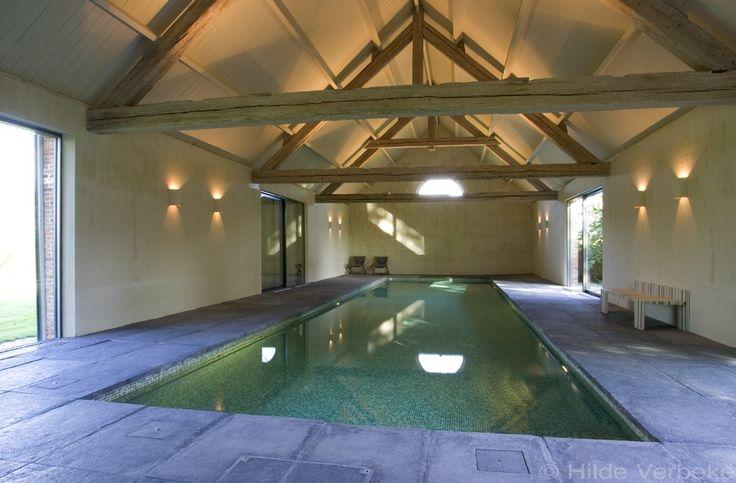 betonnen zwembaden, mosaiek zwembaden, skimmer zwembad, binnenzwembad, zwembaden | De Mooiste Zwembaden