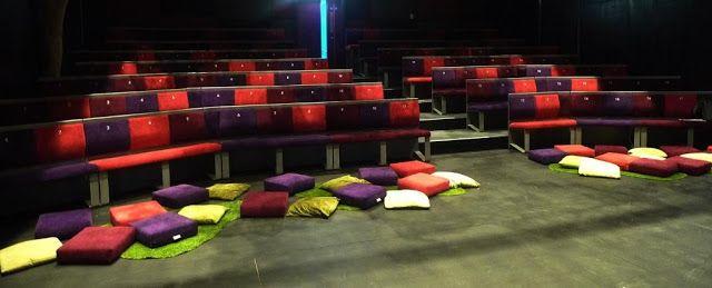 The Hullabaloo childrens theatre in Darlington