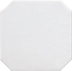 Product ID:OC20547 Equipe 8X8 Octagon Blanco Matte #Profiletile