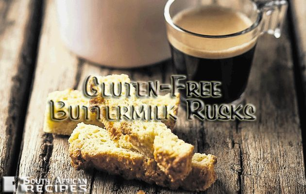 South African Recipes | GLUTEN-FREE BUTTERMILK RUSKS (Pick n Pay)