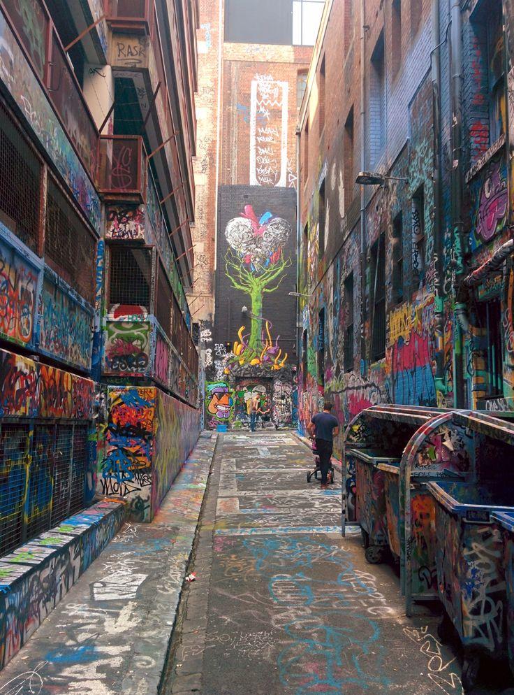 Hosier_Lane 2_Melbourne_Australia