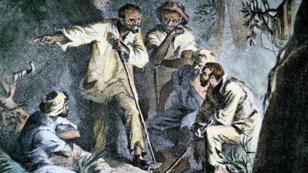 The Five Greatest Slave Rebellions In US History