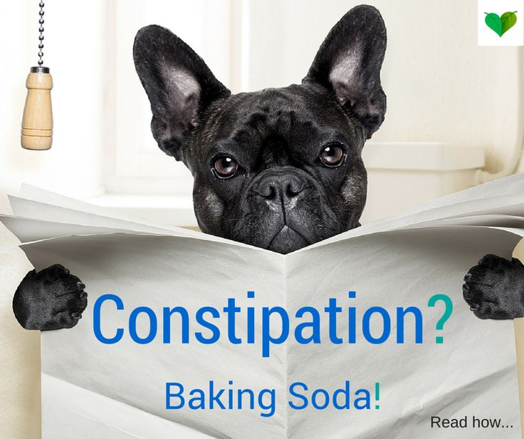 How To Use Baking Soda For Constipation - Natural and Easy
