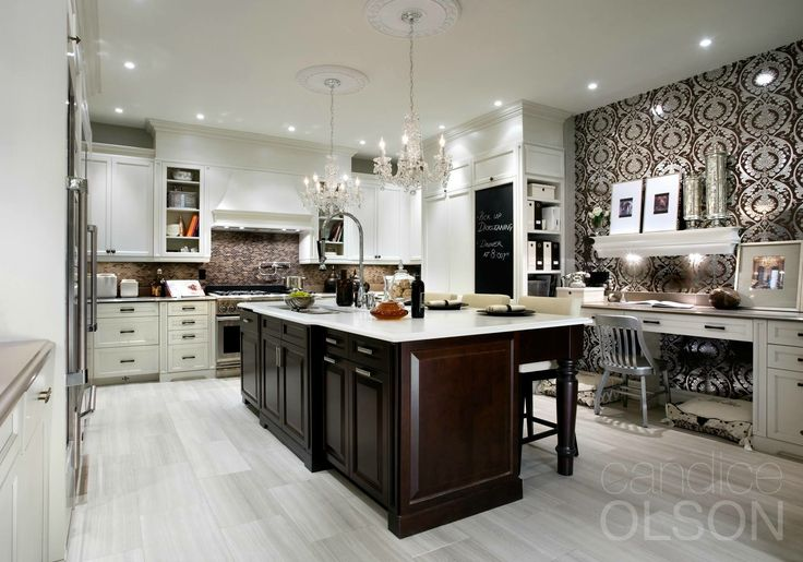 Inviting Kitchen Designs by Candice Olson   Candice olson, Olsen and ...